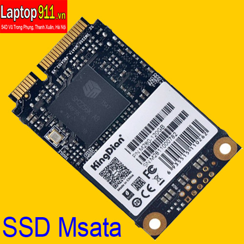 SSD Msata 120gb Kingdian