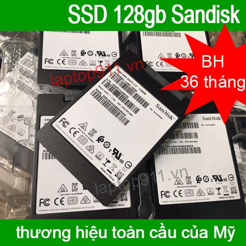 ổ cứng ssd 128gb sandisk