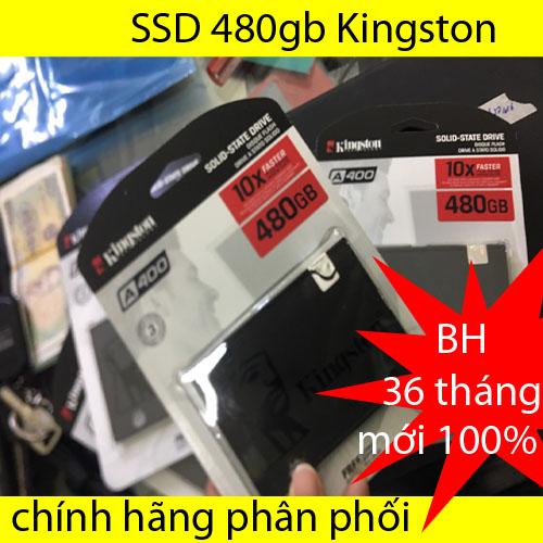 ổ cứng SSD 480gb Kingston A400