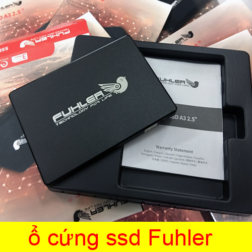 ổ cứng ssd 120gb fuhler