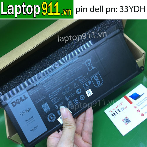 pin dell Latitude 3590 3580 3480 33YDH1