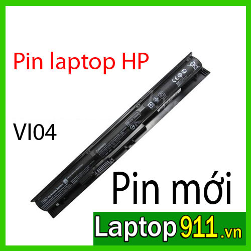 pin laptop hp vi04