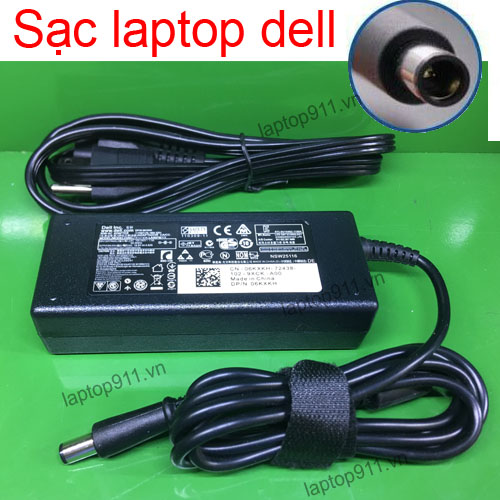sạc laptop Dell Inspiron 7537