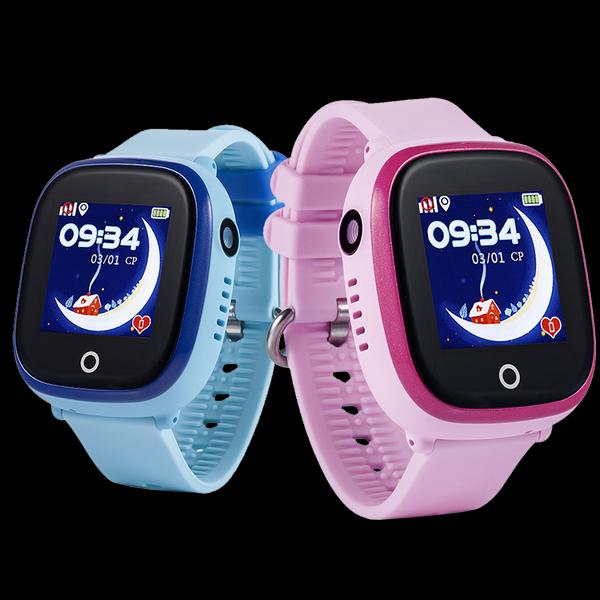 Đồng hồ định vị trẻ em WONLEX GW400X