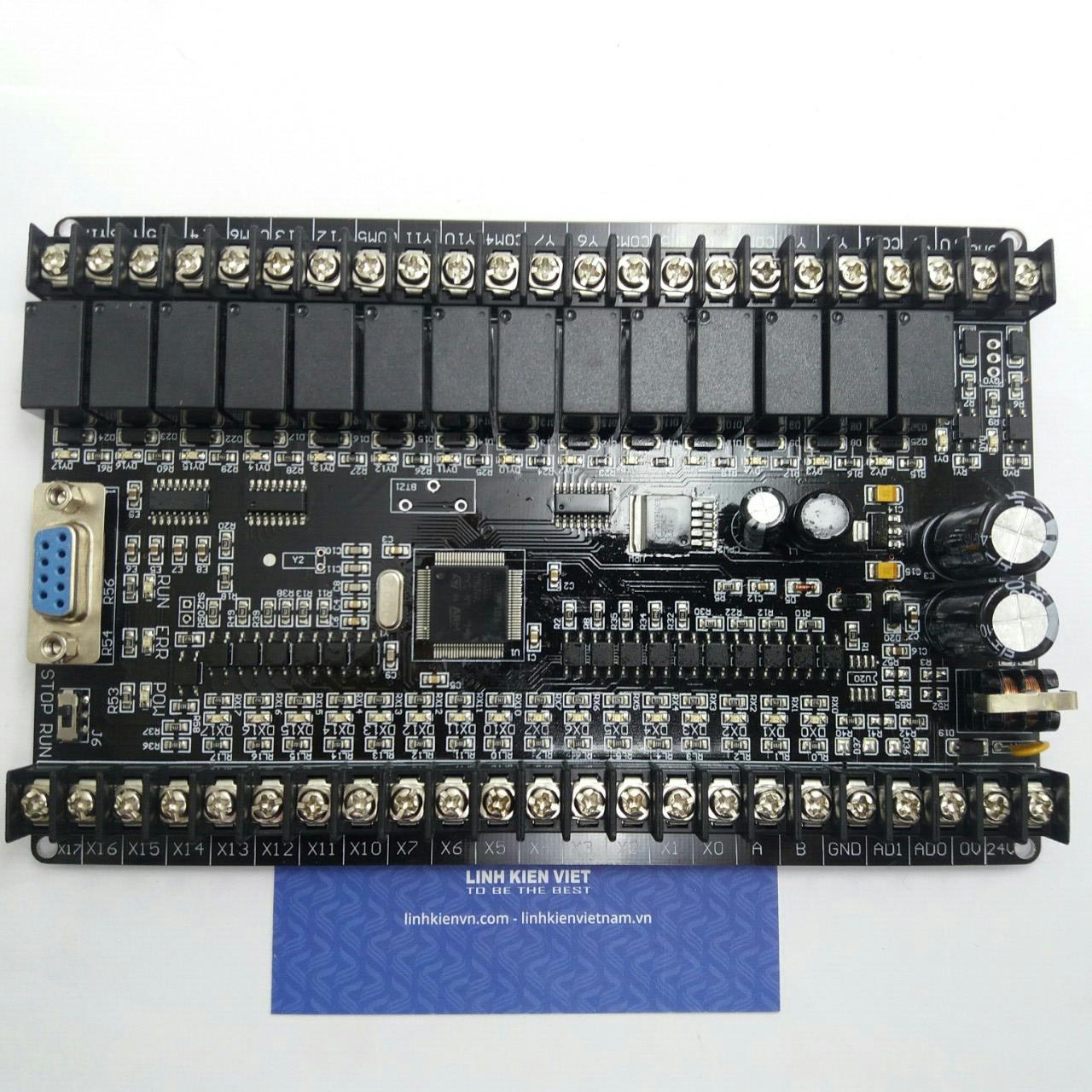 PLC board FX1N-32MRT Không Vỏ - kho b