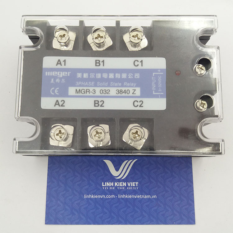 Relay bán dẫn MGR-33840Z/Solid relay mager mgr-33840z