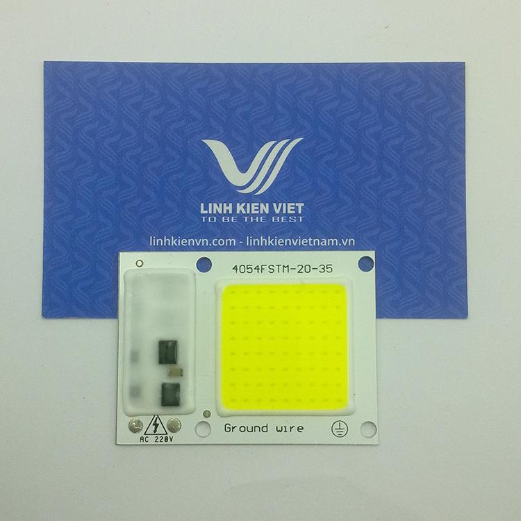 Led Luxeon 220VAC 15W sáng trắng - K5H16