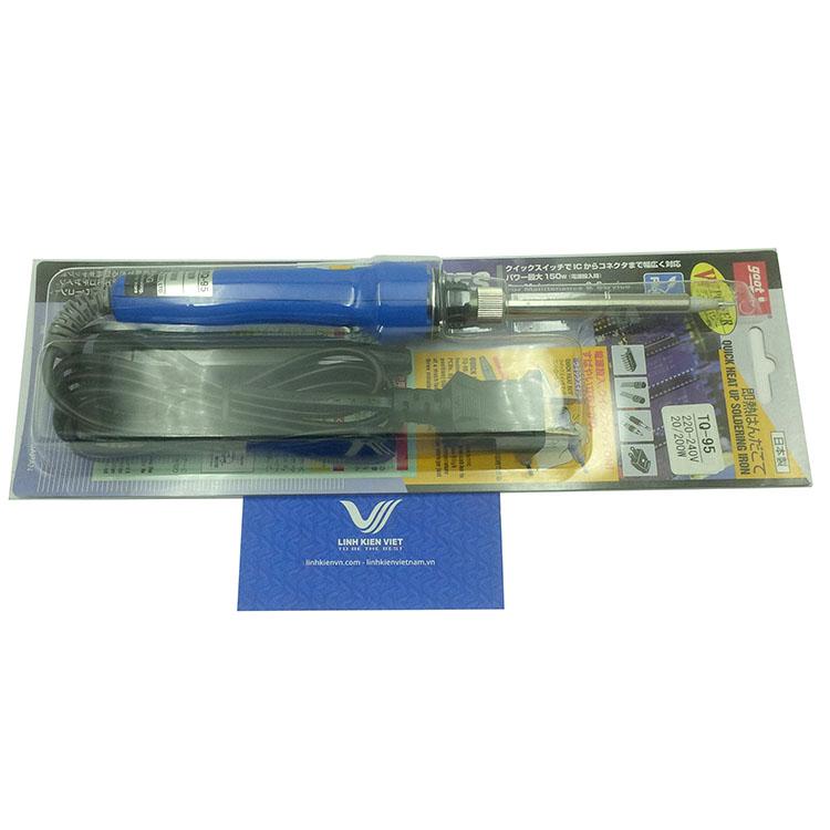 Mỏ hàn Goot TQ-95 220-240 VAC