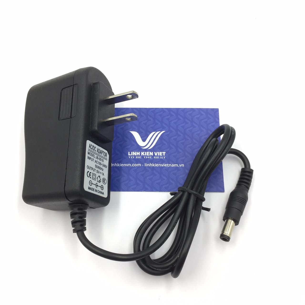 Nguồn adapter 5V 1A 5V1A - KHO B (KA6H3)