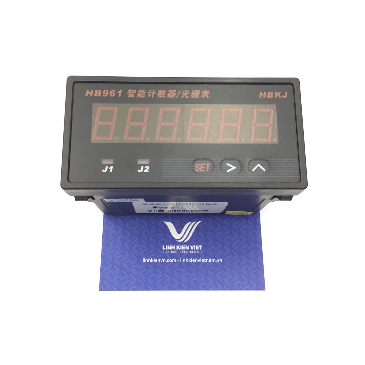 Bộ đếm Encoder  600 Xung HB961 - i10H14