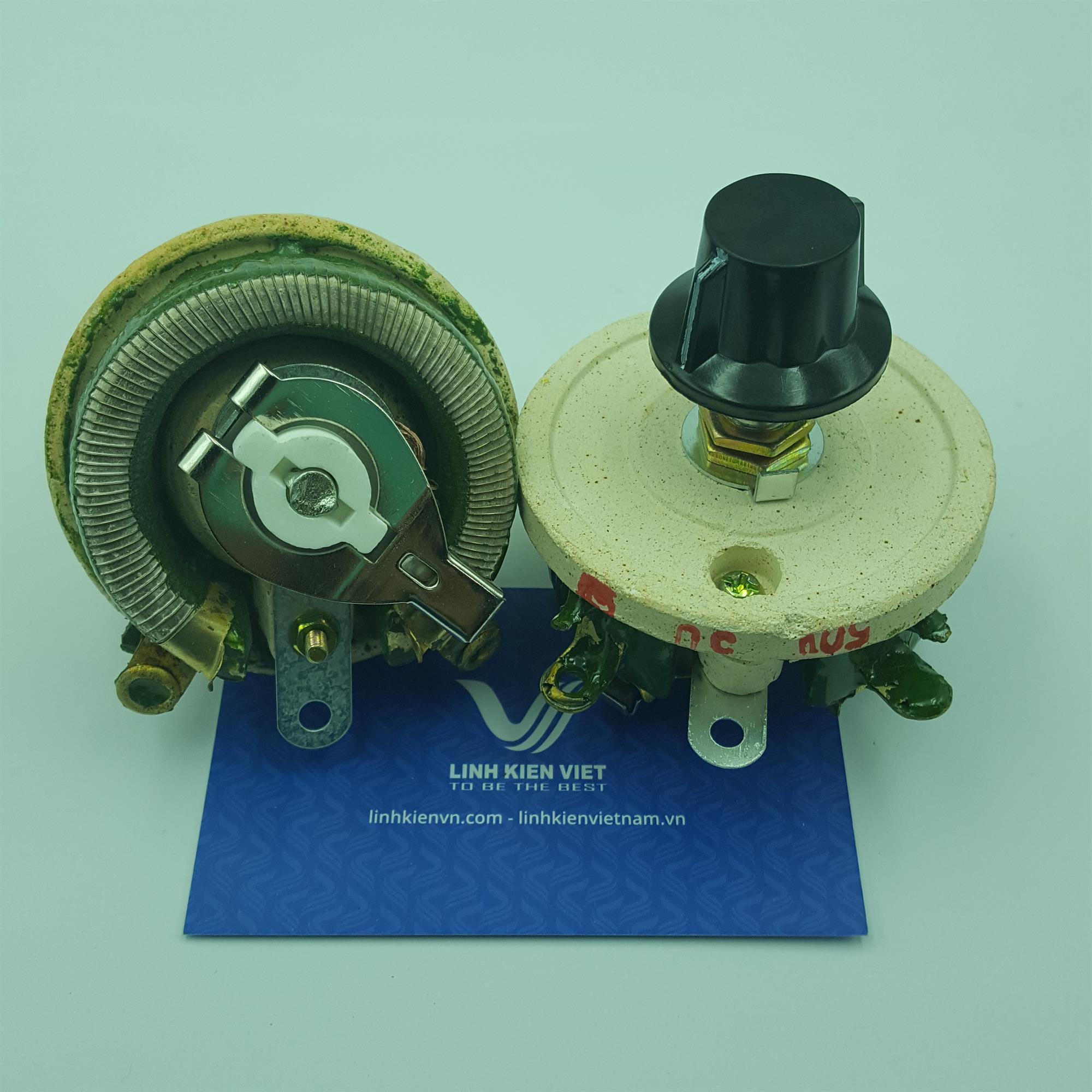 Biến trở công suất 50R/50W - J2H12