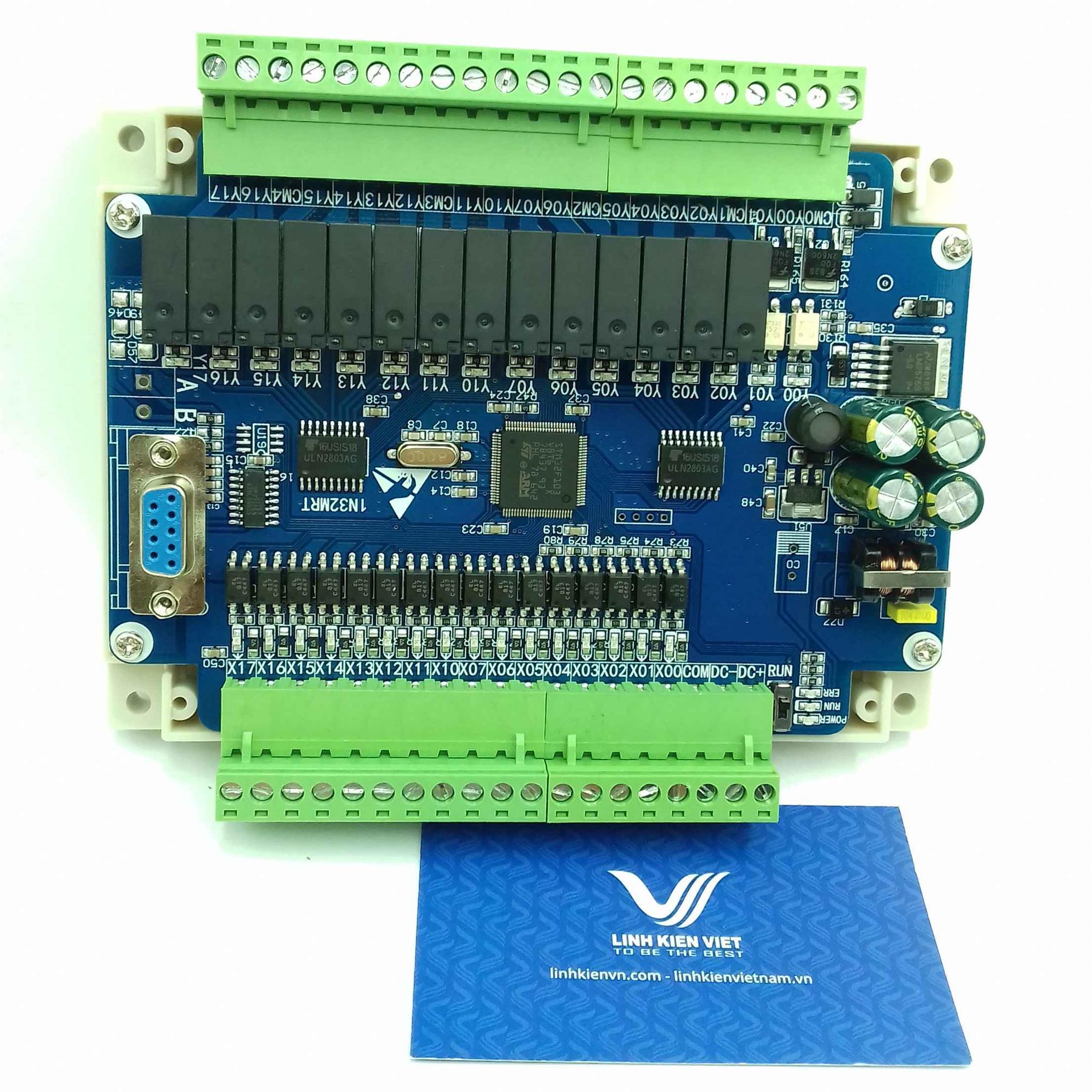 BO MẠCH PLC FX1N-32MRT Có Đế Nhựa- KHO B
