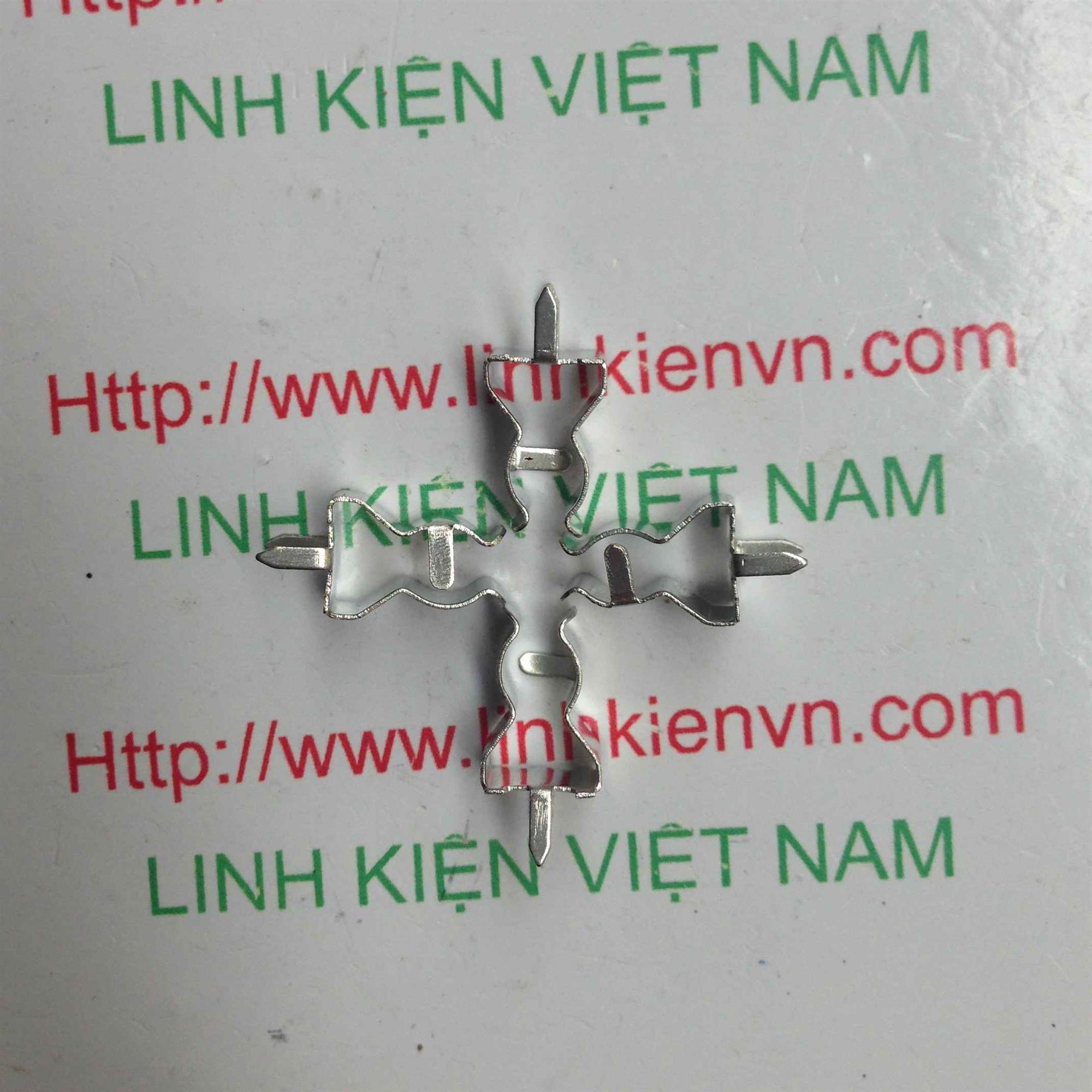 Đế cầu chì 5x20mm - B10H8