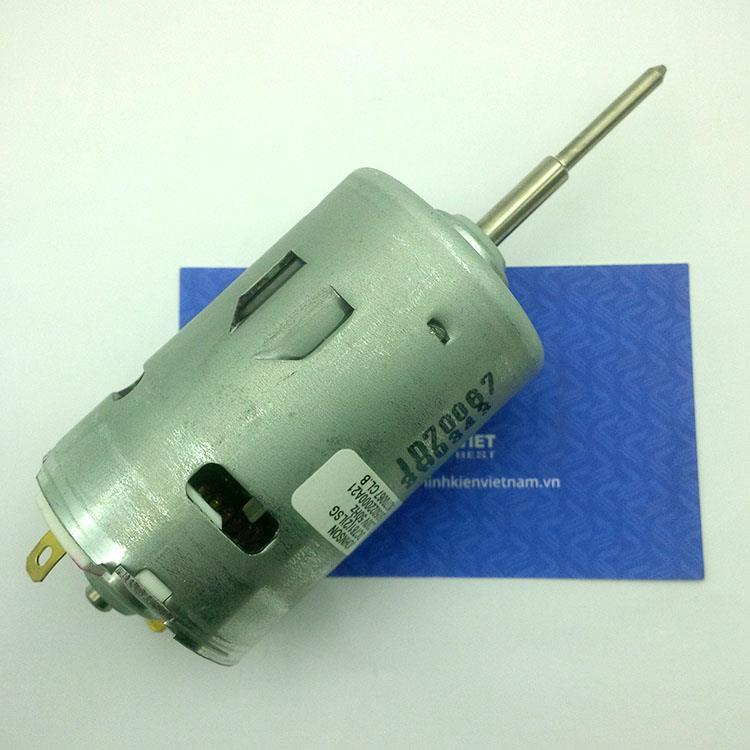 Động cơ DC 781 230V / Motor Johnson 781 7600 rpm / Động cơ DC 230V - J5H1