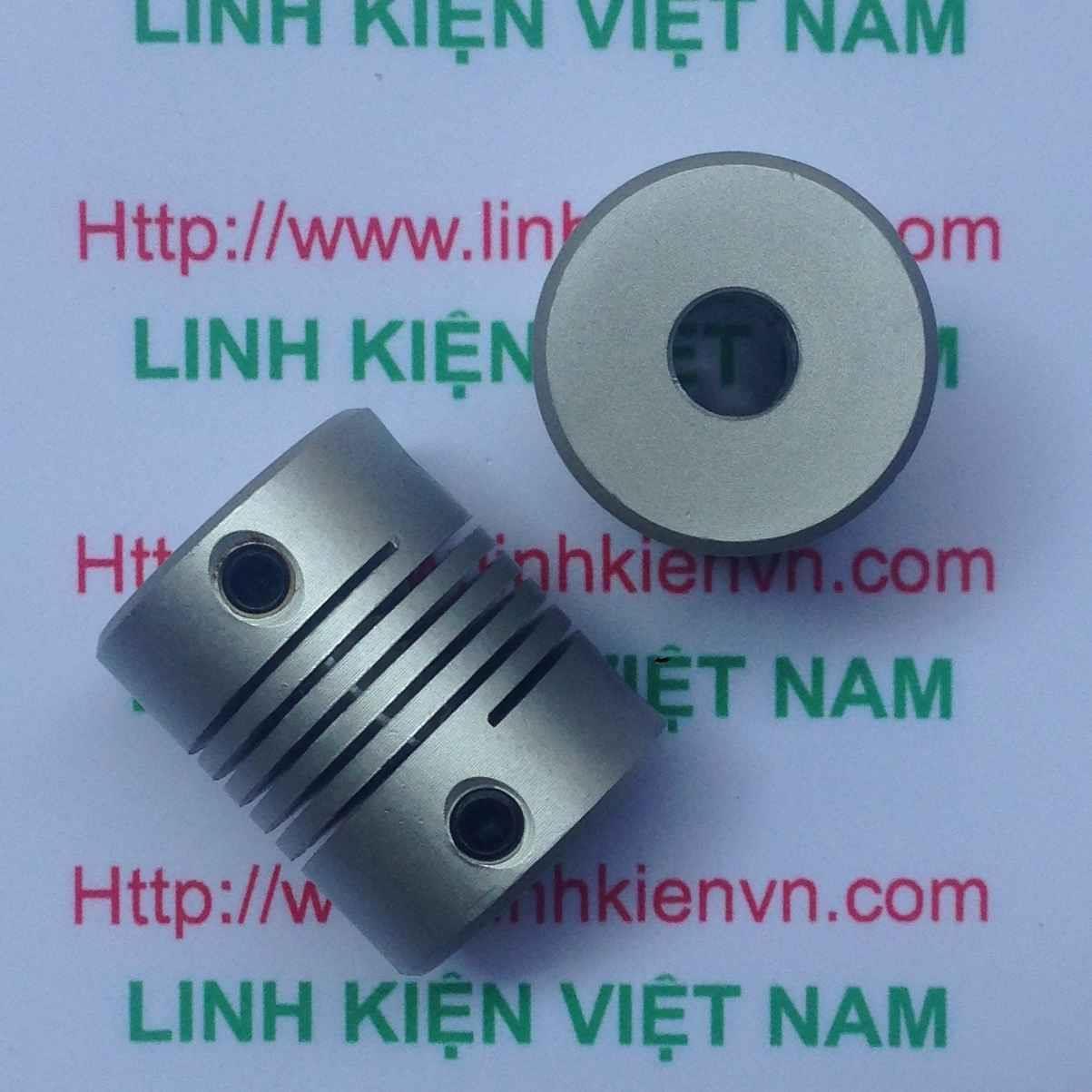 KHỚP NỐI ENCODER KIM LOẠI 8mm - 8mm - C1H18