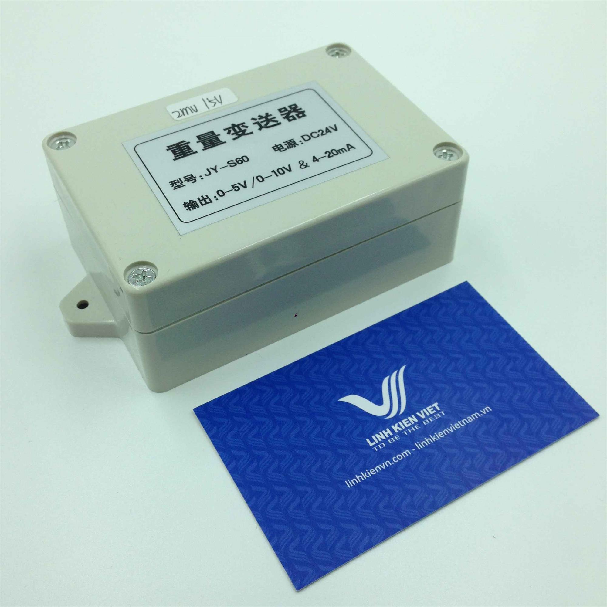 Mạch khuyếch đại loadcell 0-5V 0-10V 4-20mA
