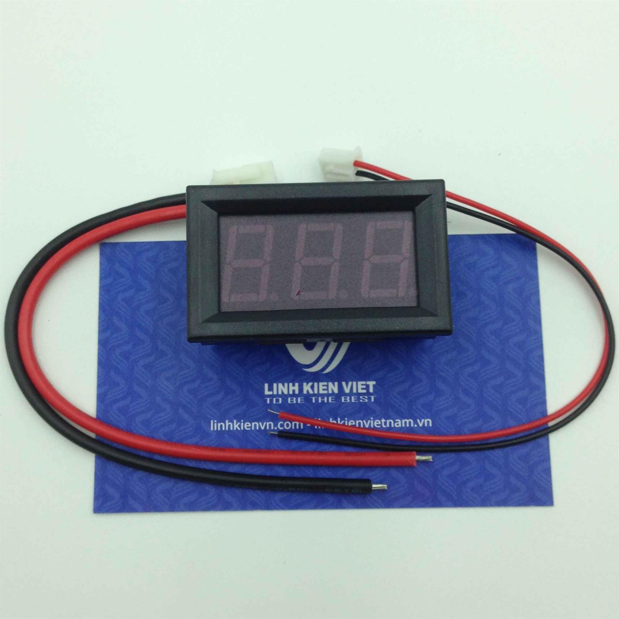 Module đo dòng điện / Đồng hồ đo dòng điện 10A - G4H17
