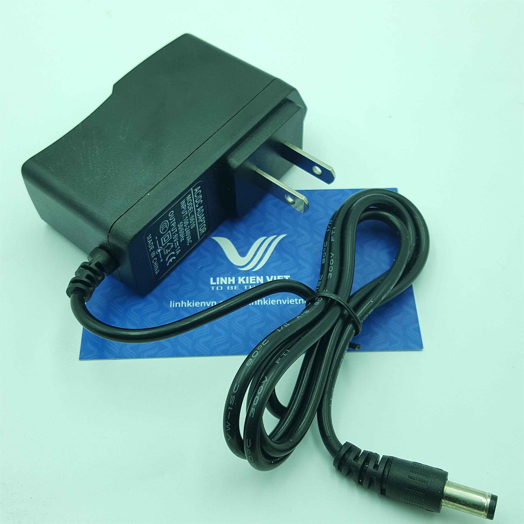 Nguồn adapter 6V 1A 6V1A - KHO B(KB10H3)