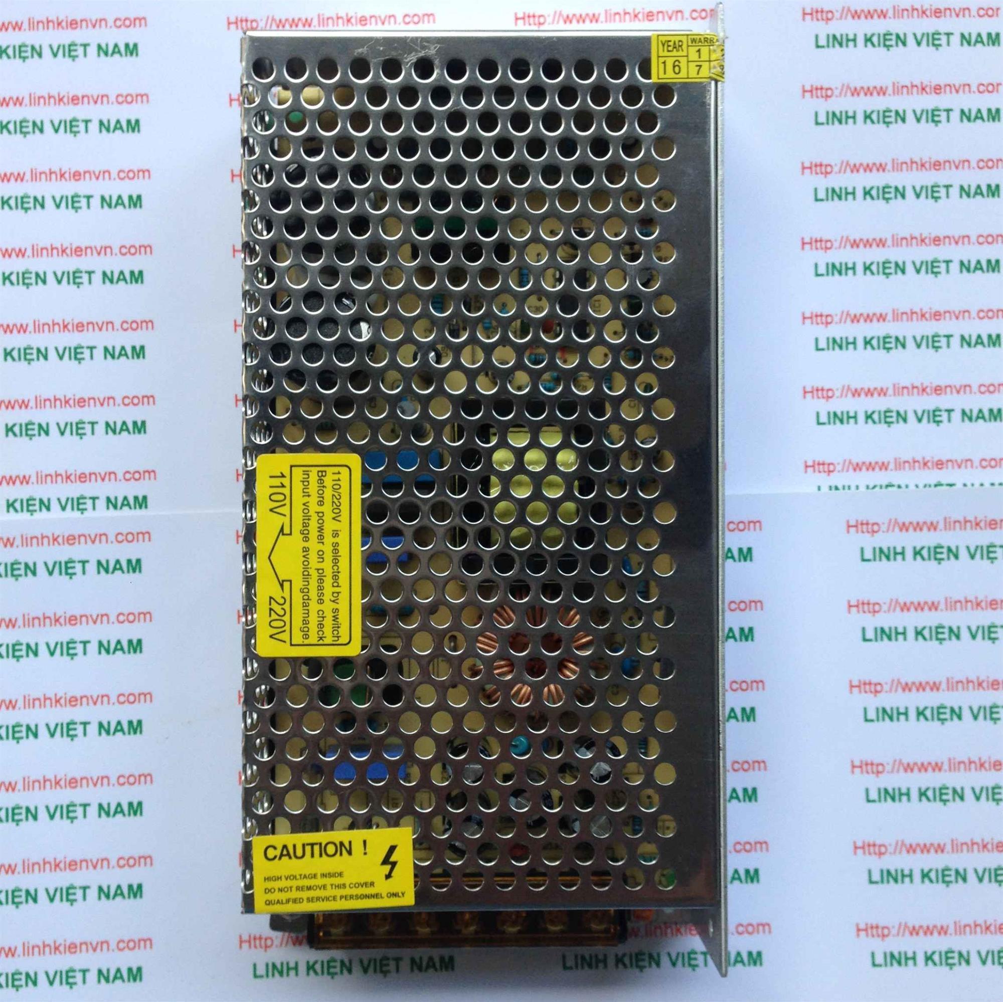 Nguồn tổ ong 12V 10A / Nguồn 12V 10A - KB5H2