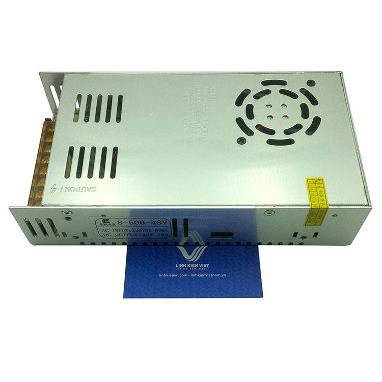 Nguồn tổ ong 48V 10A / Nguồn 48V 10A