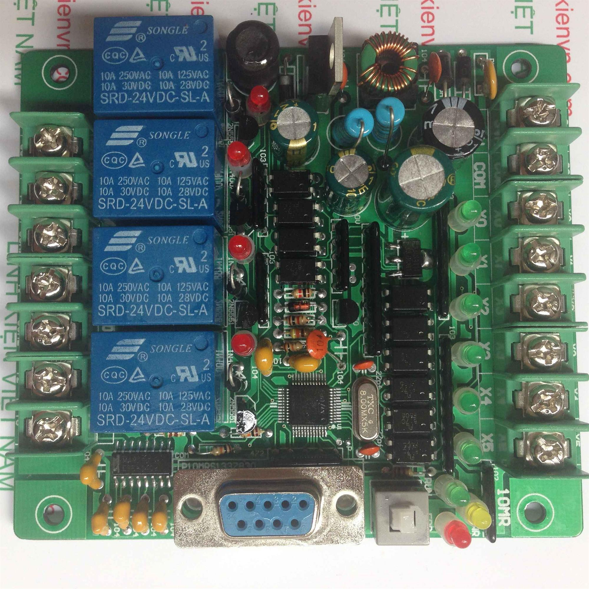 PLC board fx1n-10MR - KHO B