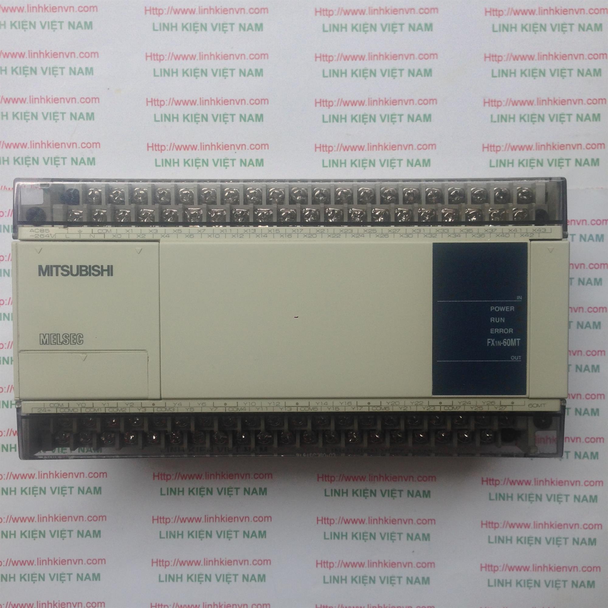 PLC FX1N-60MT FX1N60MT - KHO B