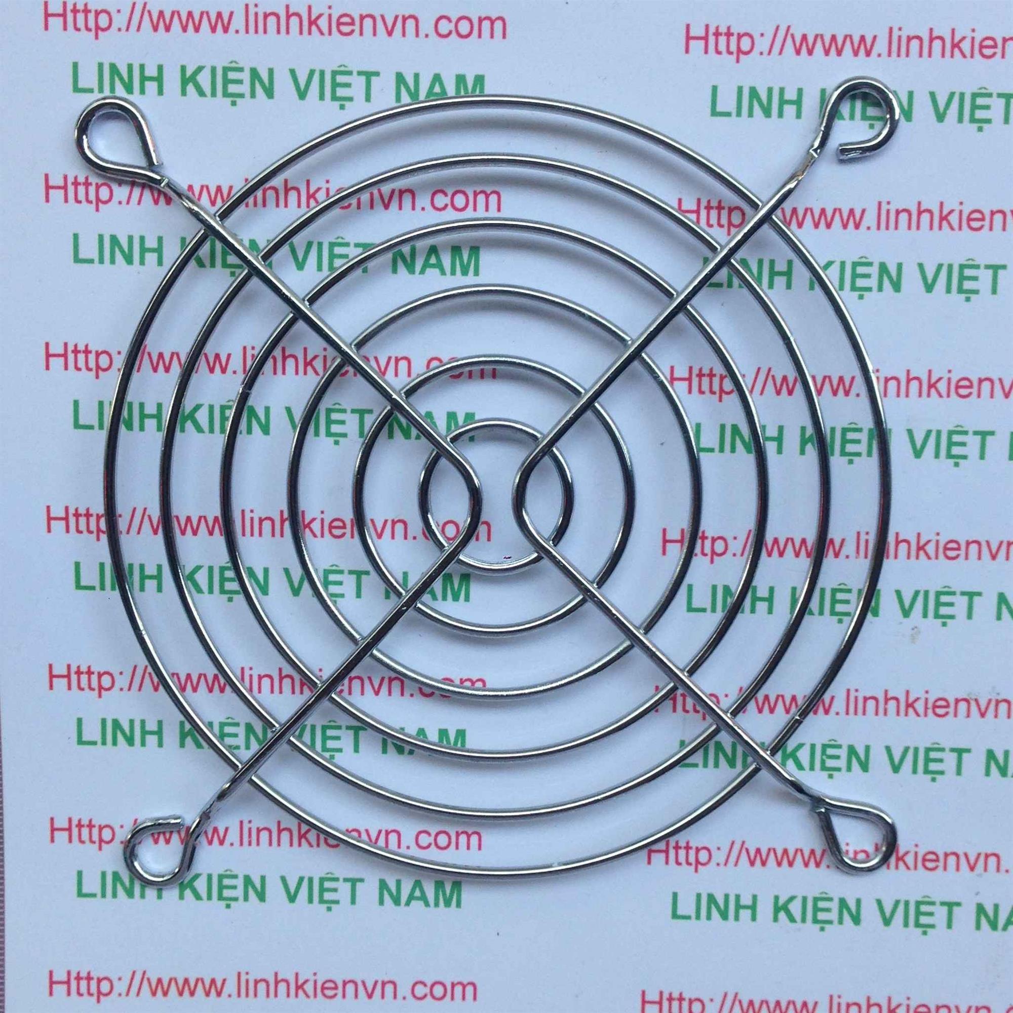 Tấm bảo vệ quạt Fan 9x9 Cm / Miếng bảo vệ fan / Lưới bảo vệ Fan / Phụ kiện Fan / Tấm bảo vệ cho quạt Fan 9x9 Cm - (KA5H3)
