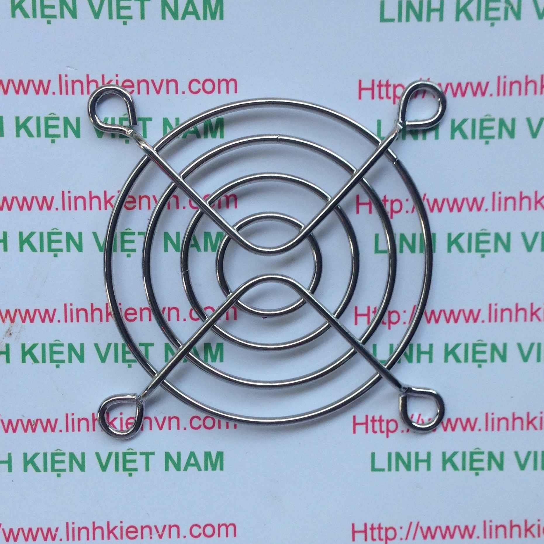 Tấm bảo vệ quạt Fan 6x6 Cm / Miếng bảo vệ fan / Lưới bảo vệ Fan / Phụ kiện Fan / Tấm bảo vệ cho quạt Fan 6x6 Cm - (KA5H3)