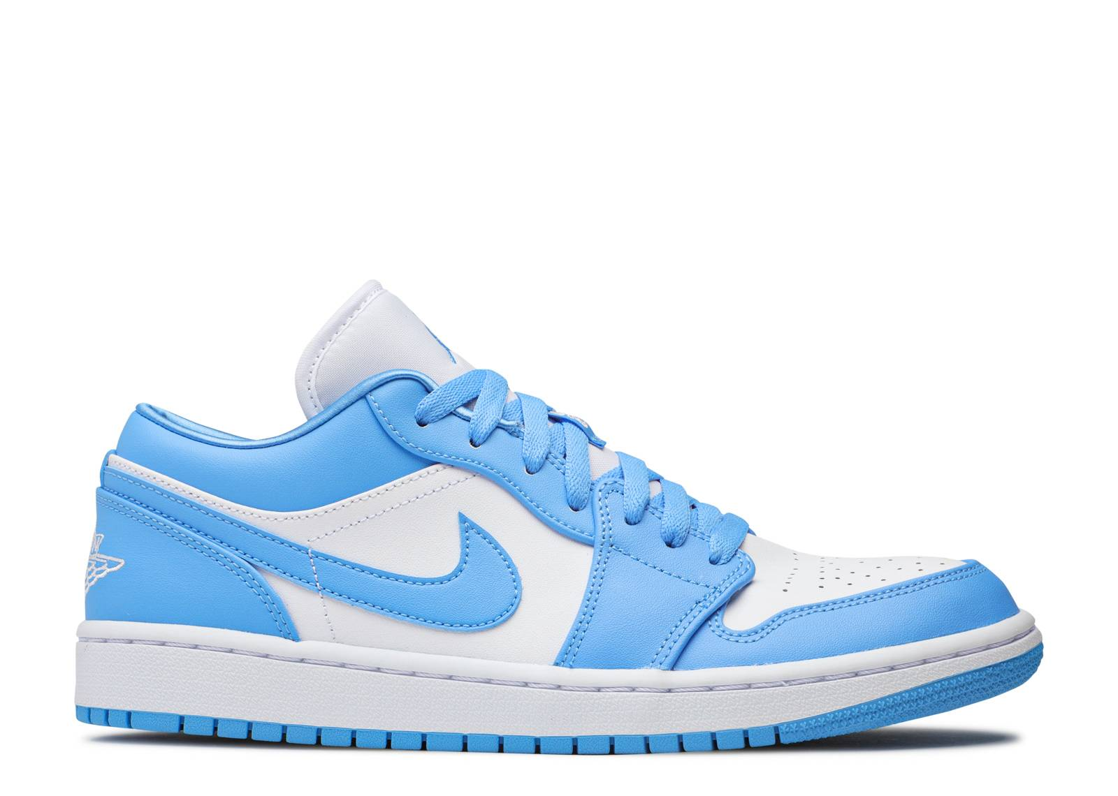 Air Jordan 1 Low 'UNC  Blue'