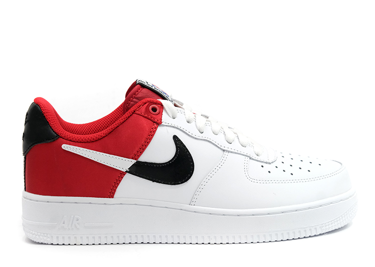 Air Force 1 07 LV8 White Red