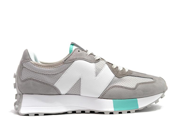New Balance Niko x 327 'Grey Blue'