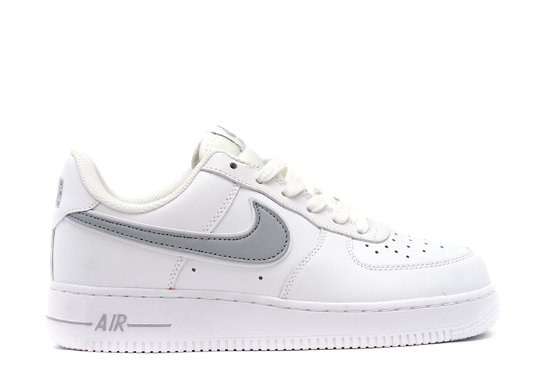 AIR FORCE 1 LOW '07 3 'WHITE WOLF GREY'
