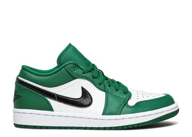JORDAN 1 LOW 'PINE GREEN'