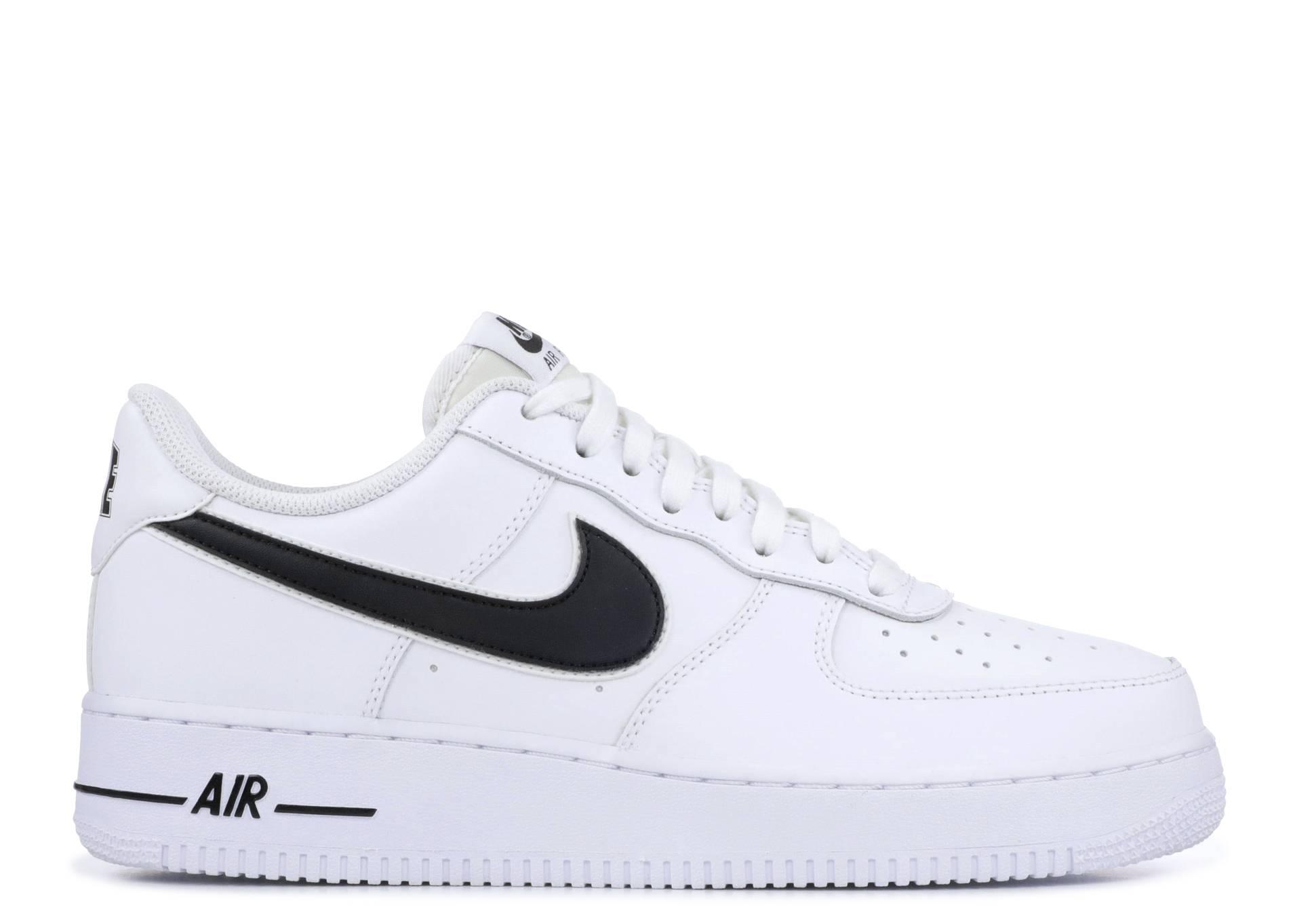 Air Force 1 07 3 White Black