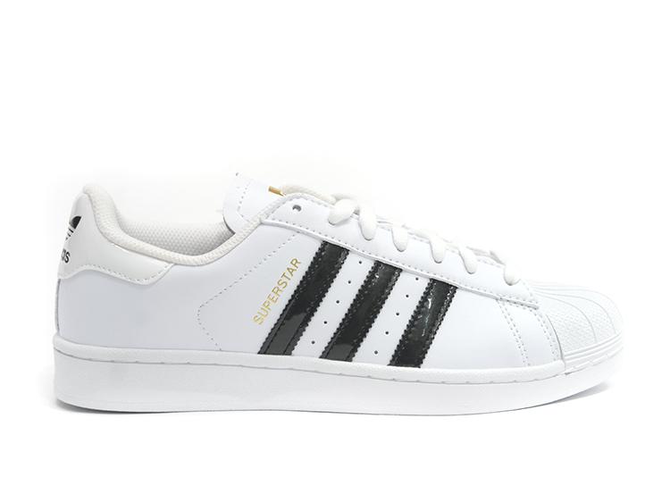 Superstar Black White Gold