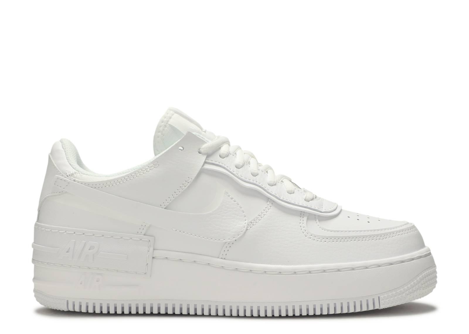 Air Force 1 Shadow White White