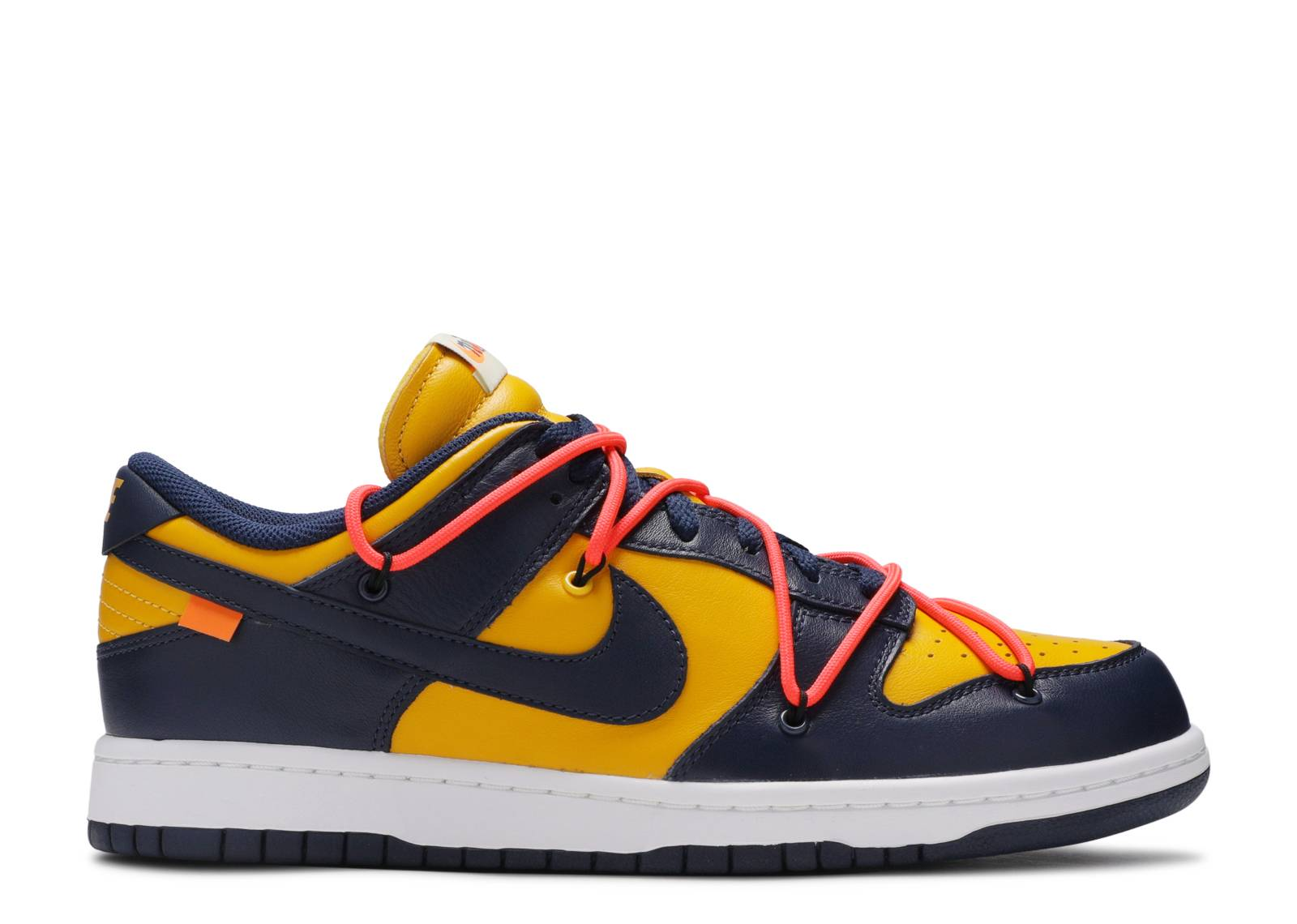 OFF-WHITE X DUNK LOW 'UNIVERSITY GOLD'