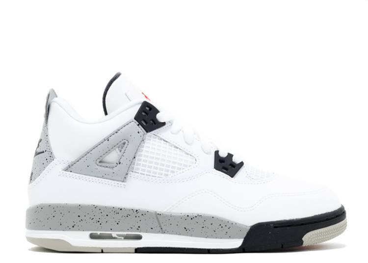 Air Jordan 4 Retro OG 'White Cement'