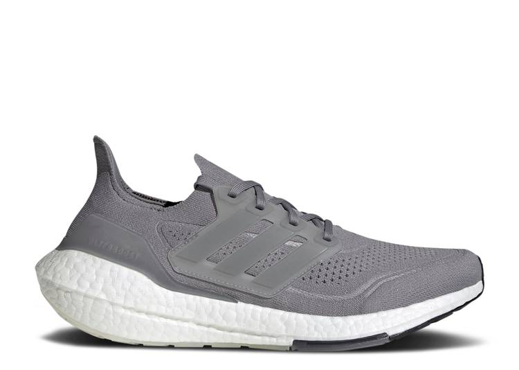 UltraBoost 21 'Grey White'