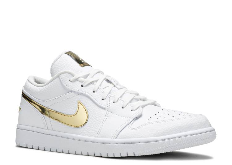 air-jordan-1-retro-low-white-metallic-gold