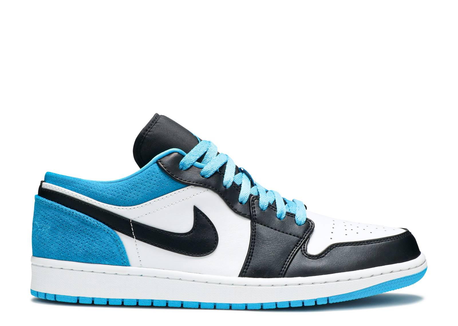 AIR JORDAN 1 LOW SE 'LASER BLUE'