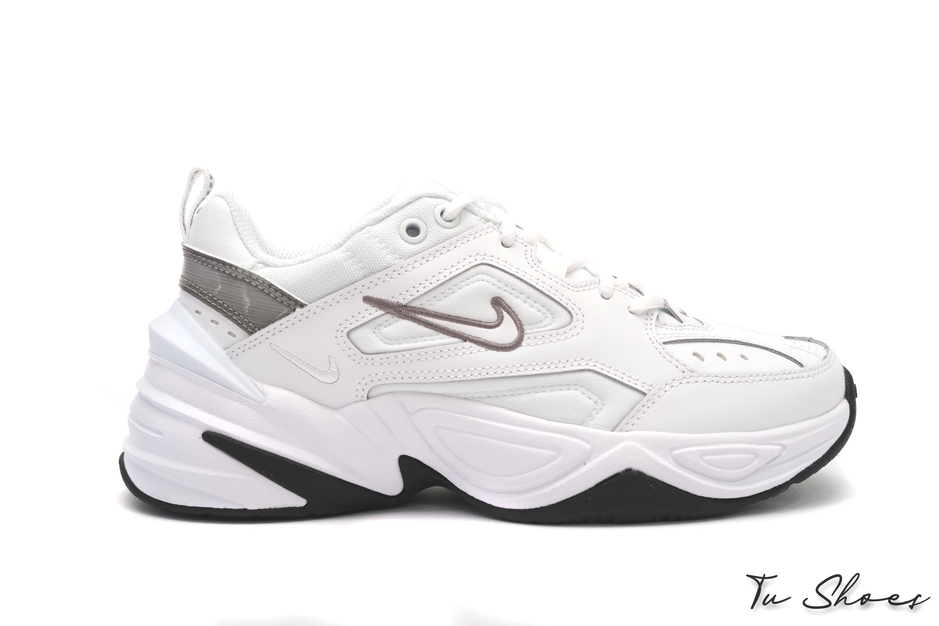 M2K Tekno White Black