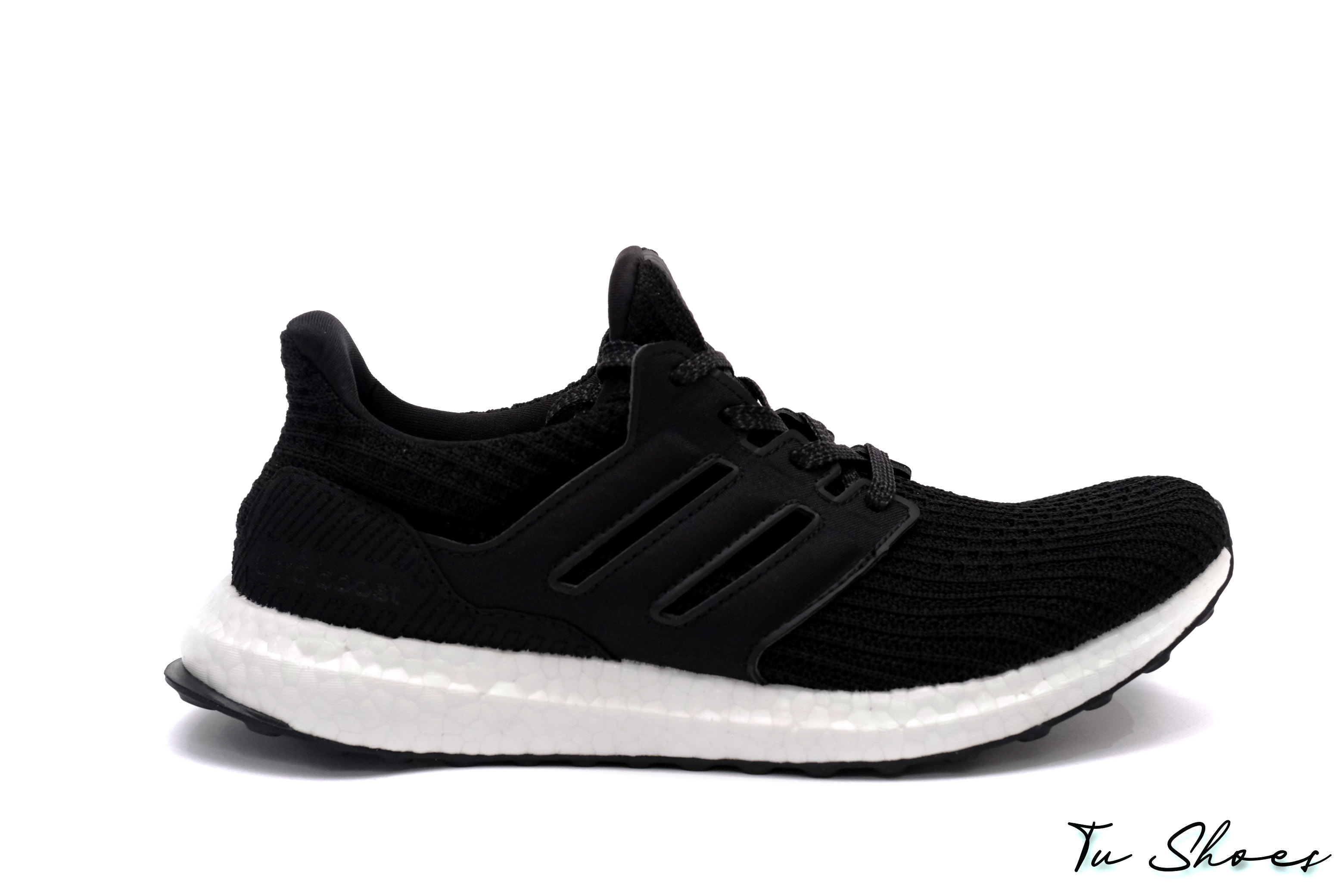 Ultra Boost U Black white