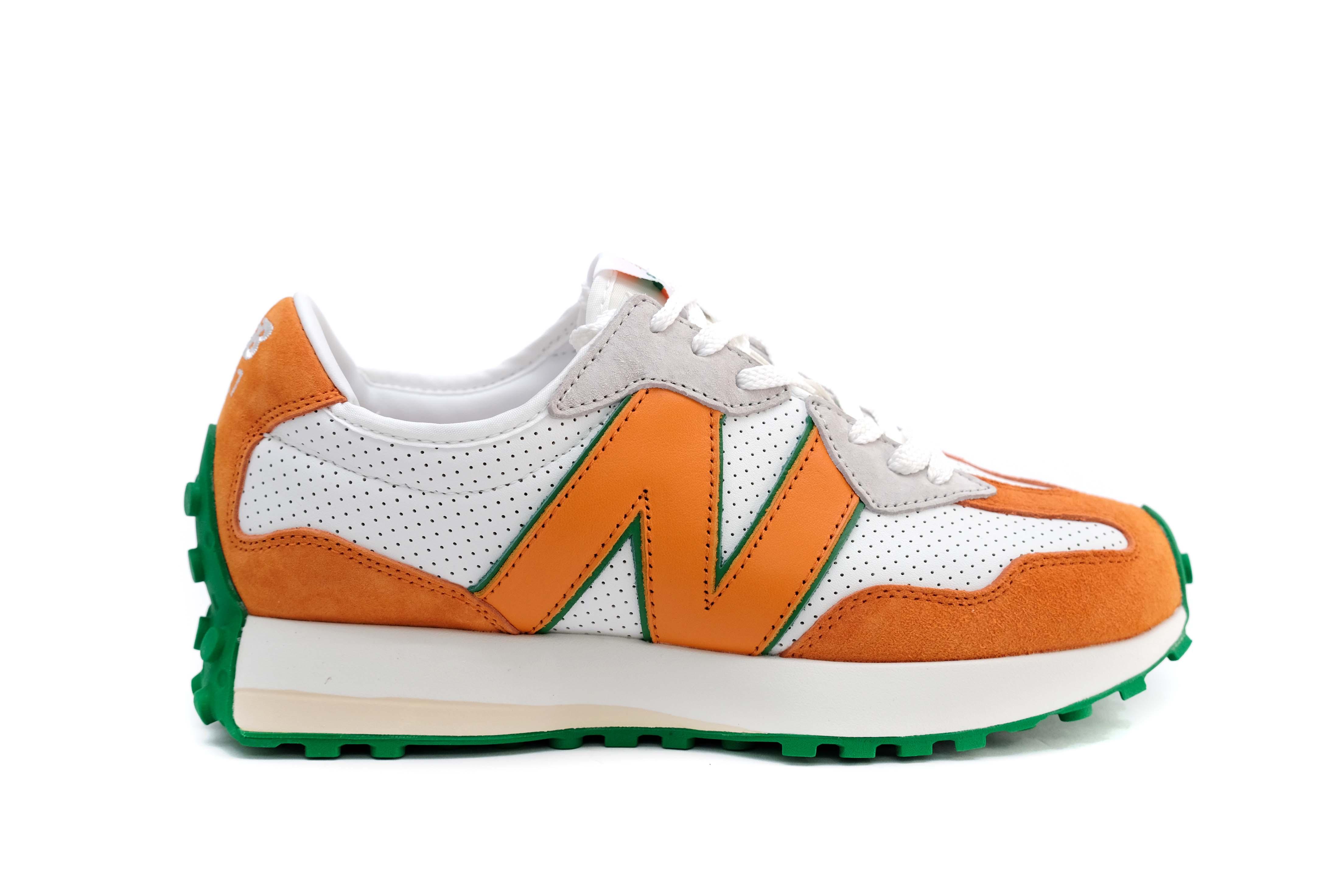 New Balance 327 Casablanca Orange