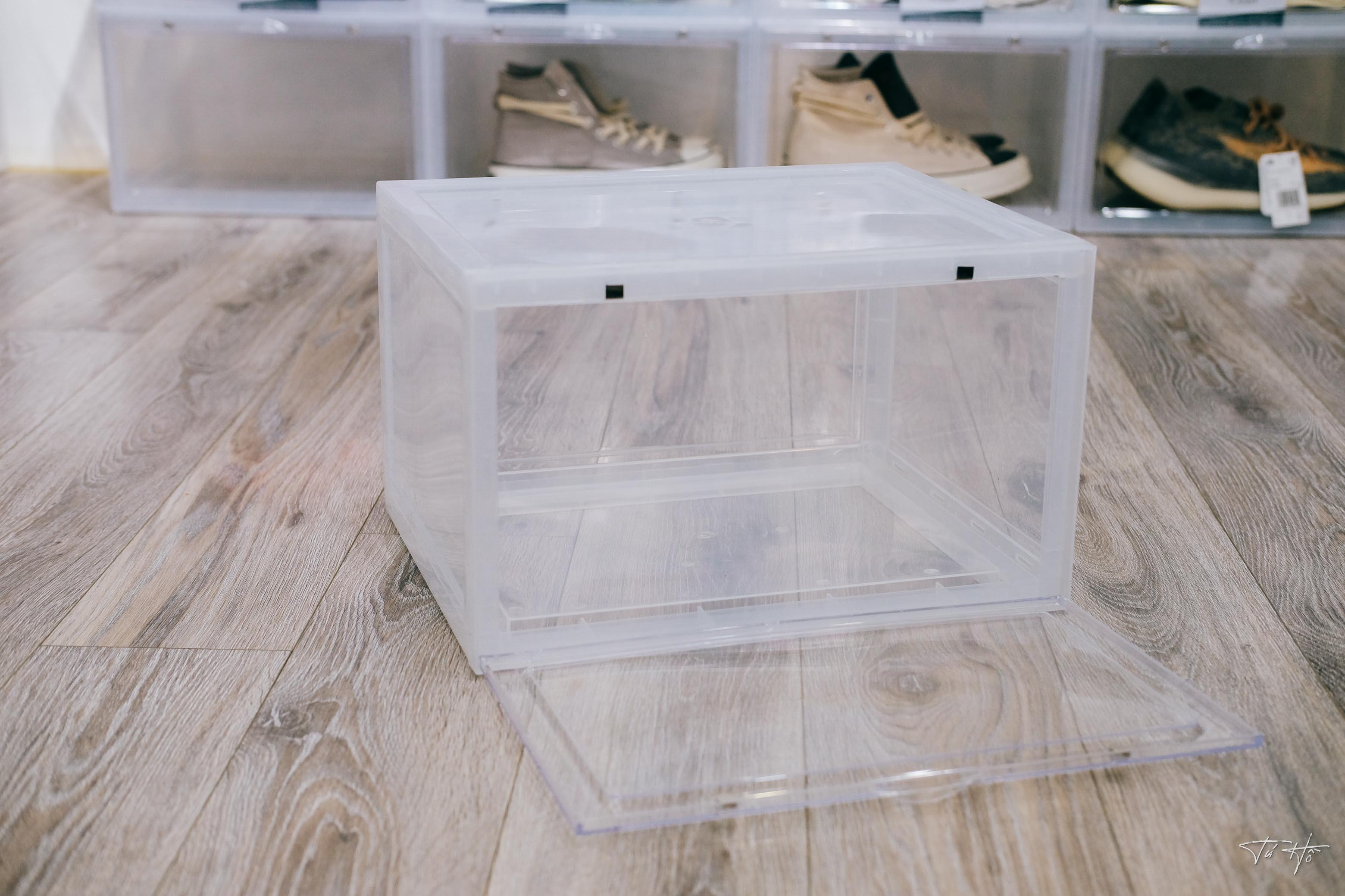 BOX Đựng Giày Nhựa Cao Cấp
