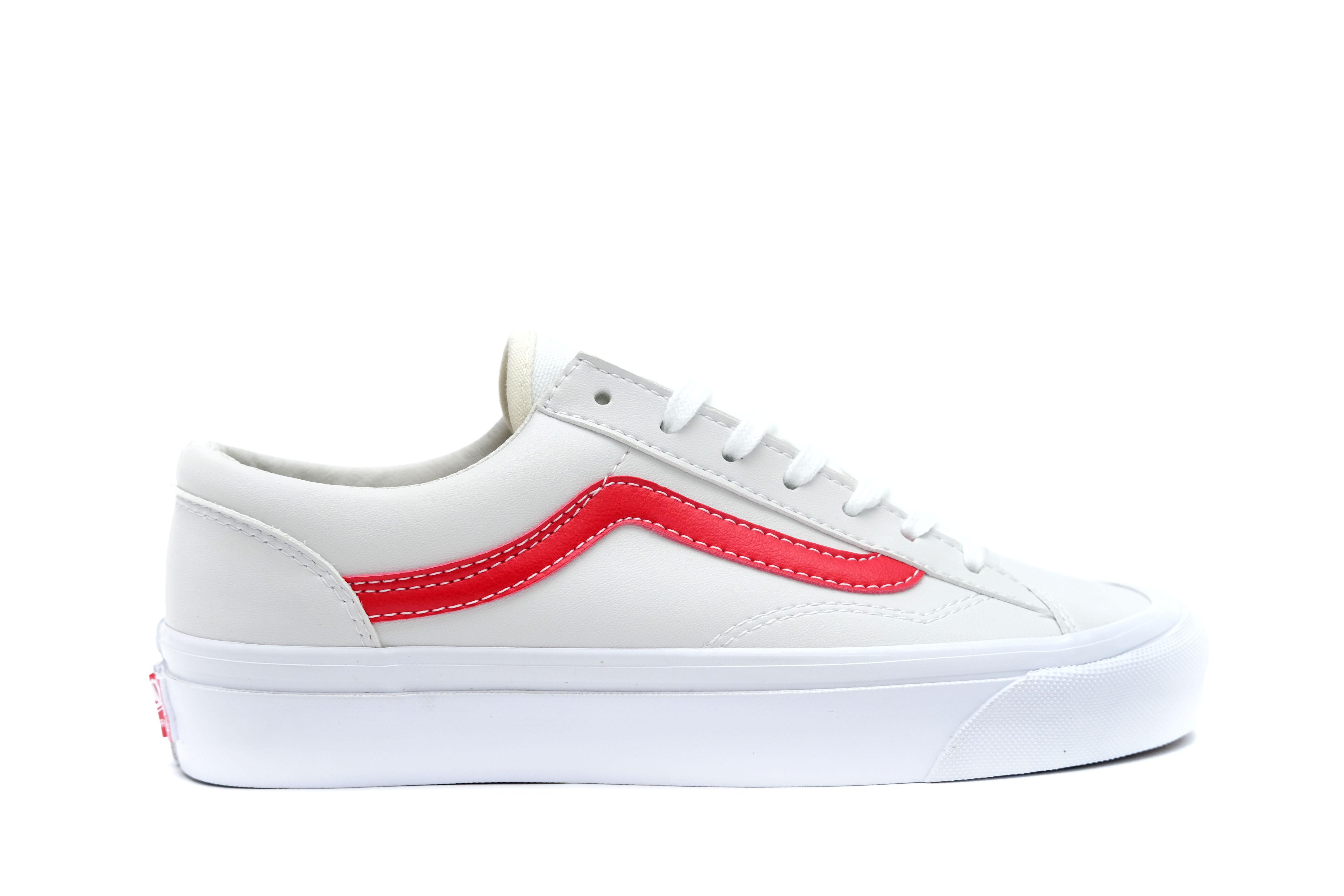 Vans Vault Style 36 - Red