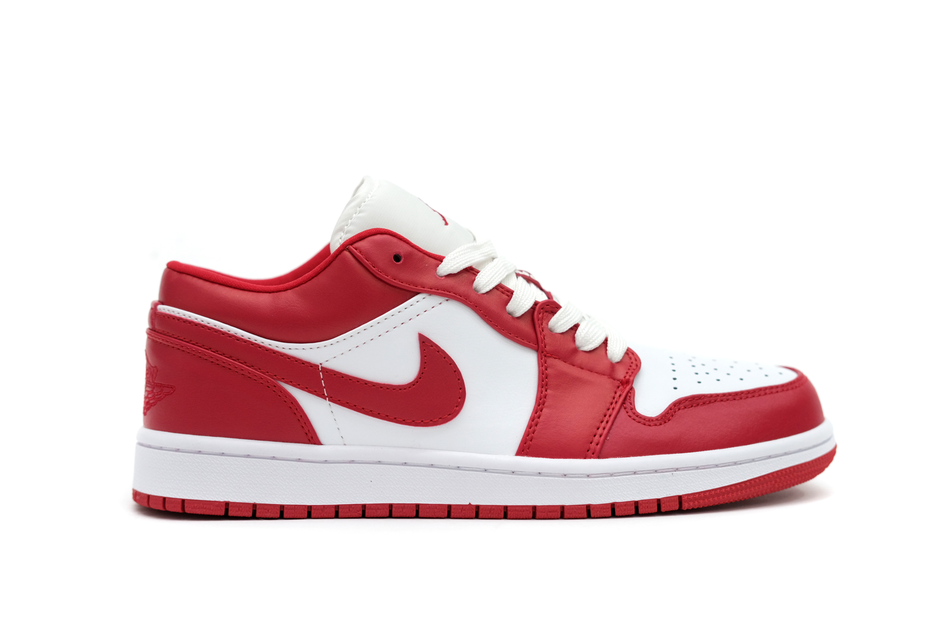 AIR JORDAN 1 LOW 'GYM RED'