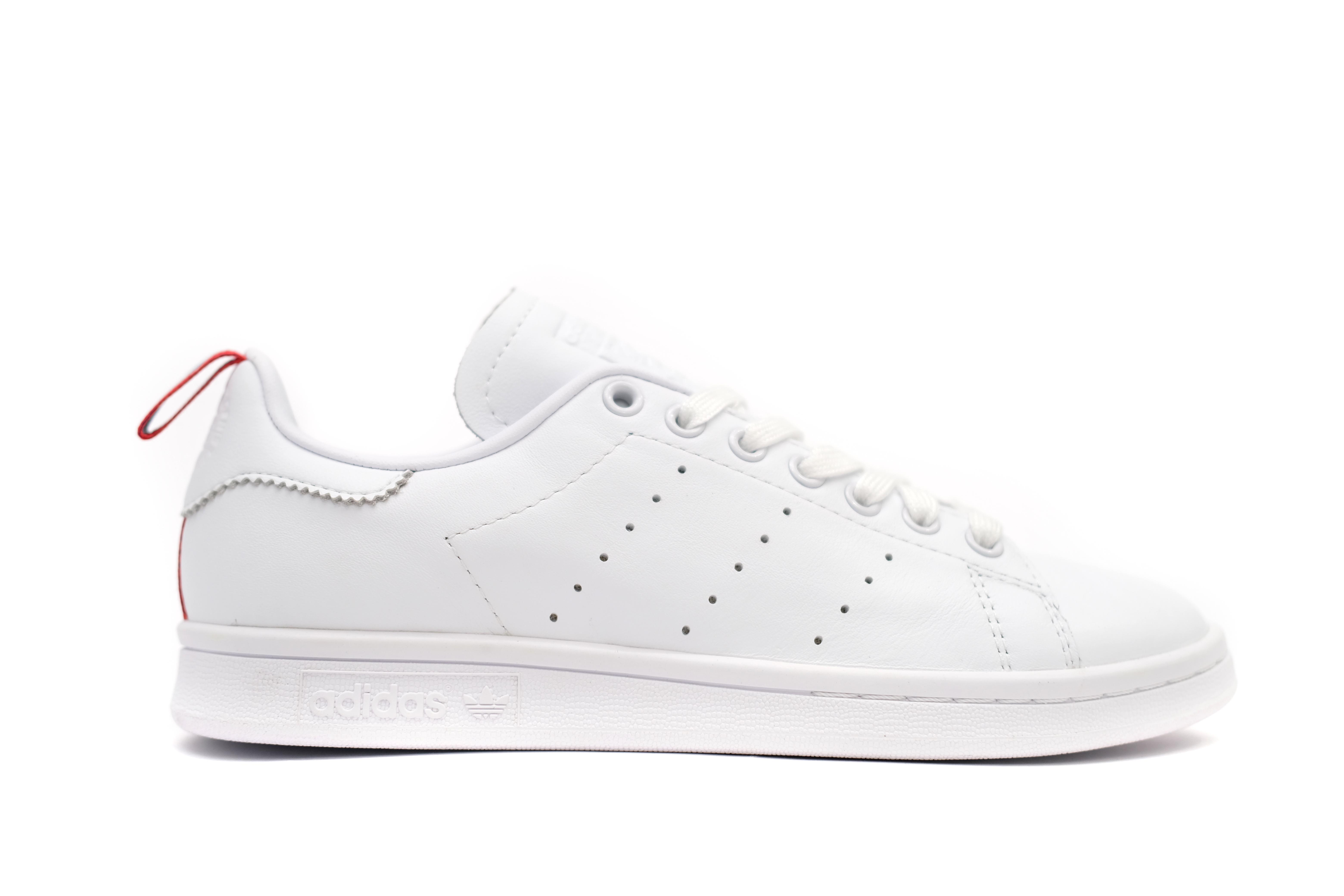 Stan Smith Appears With A New Tri-Color Heel Tab
