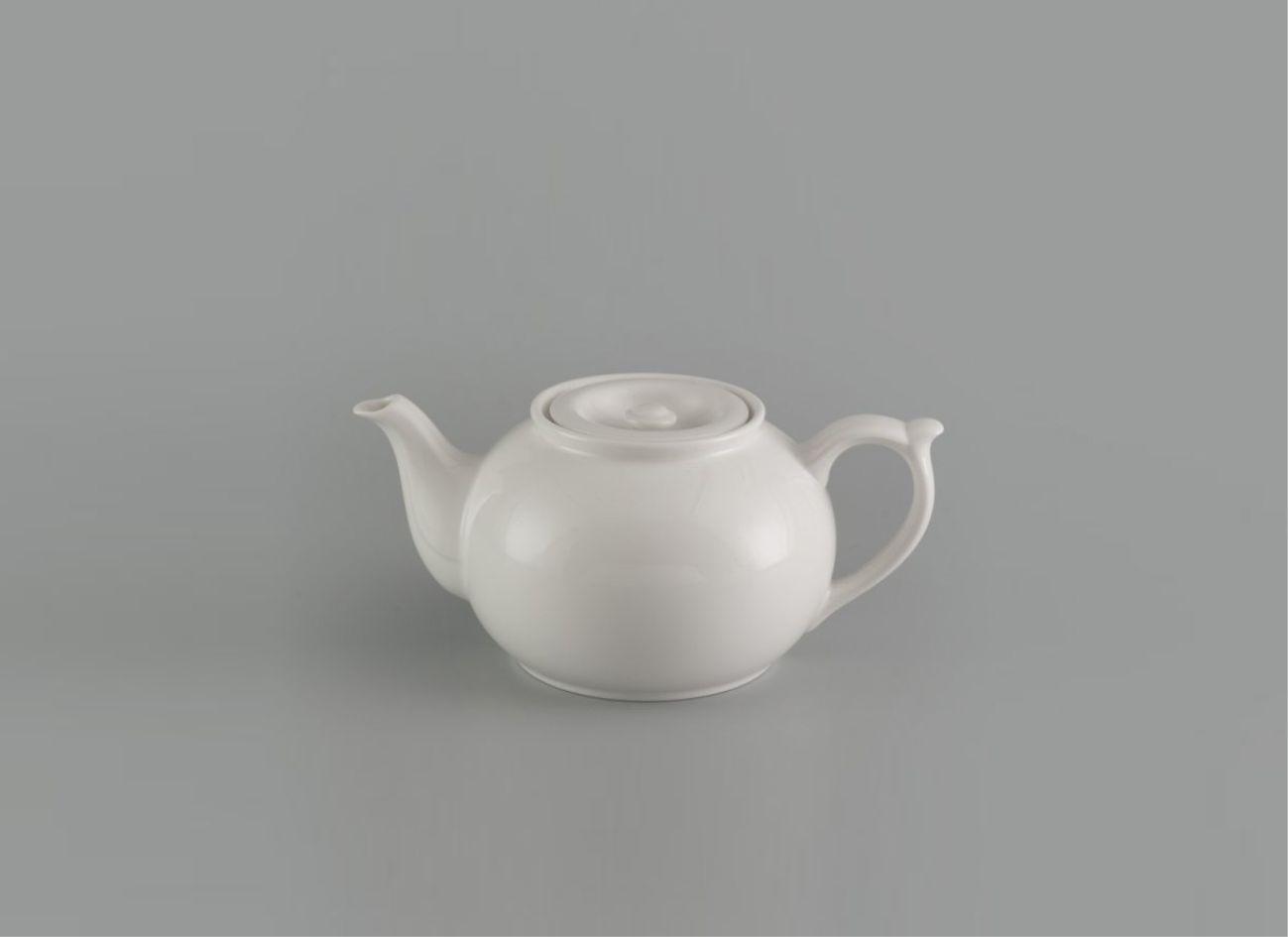 Bình trà 0.7L vòi lên + nắp Jas Lys Trắng Ngà 010791000