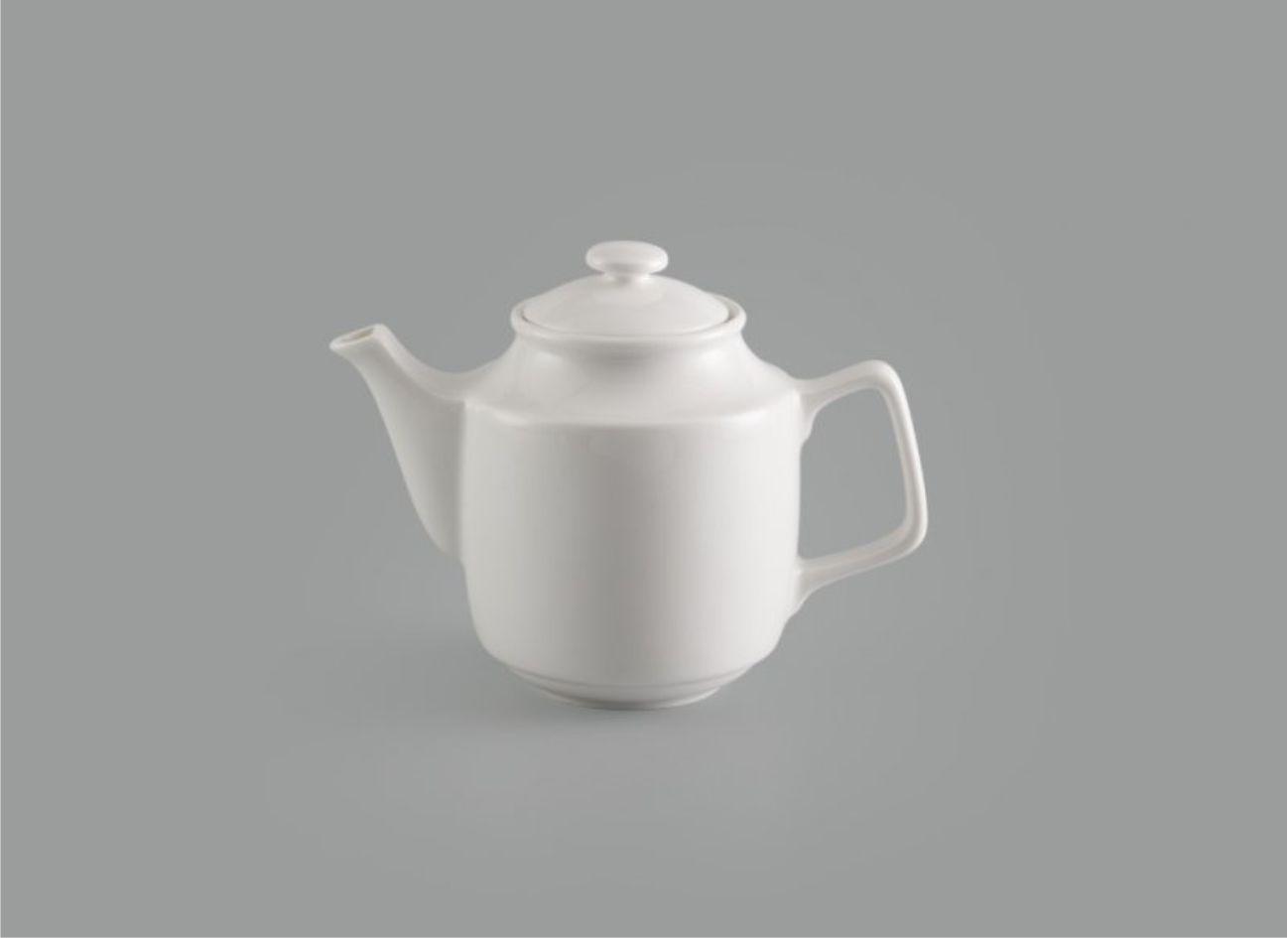 Bình trà 0.7L + nắp Jas Lys Trắng Ngà 010794000